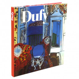 Raould Dufy exhibition catalogue. Spanish. Hard cover.