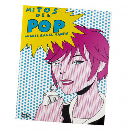 Pop Art Myths, Comic Book