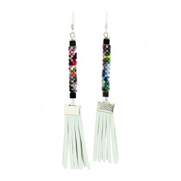 Earrings Kupka