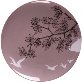 Porcelain Plate John F. Kensett