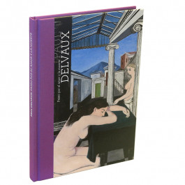 Paul Delvaux exhibition catalogue (Spanish)