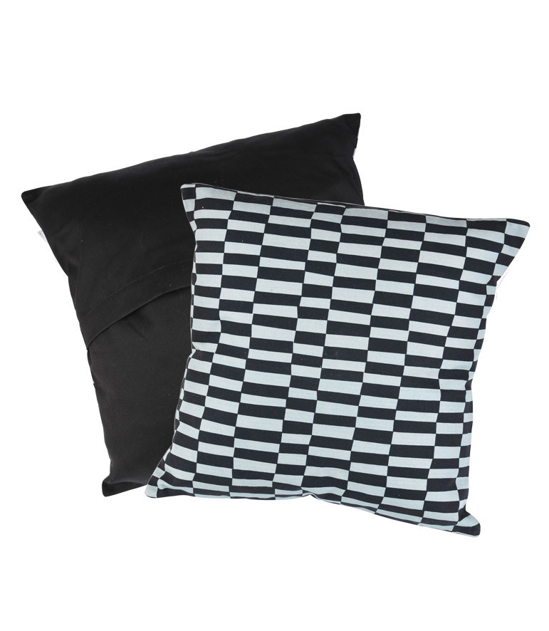 Rectangles Cushion Cover Delaunay