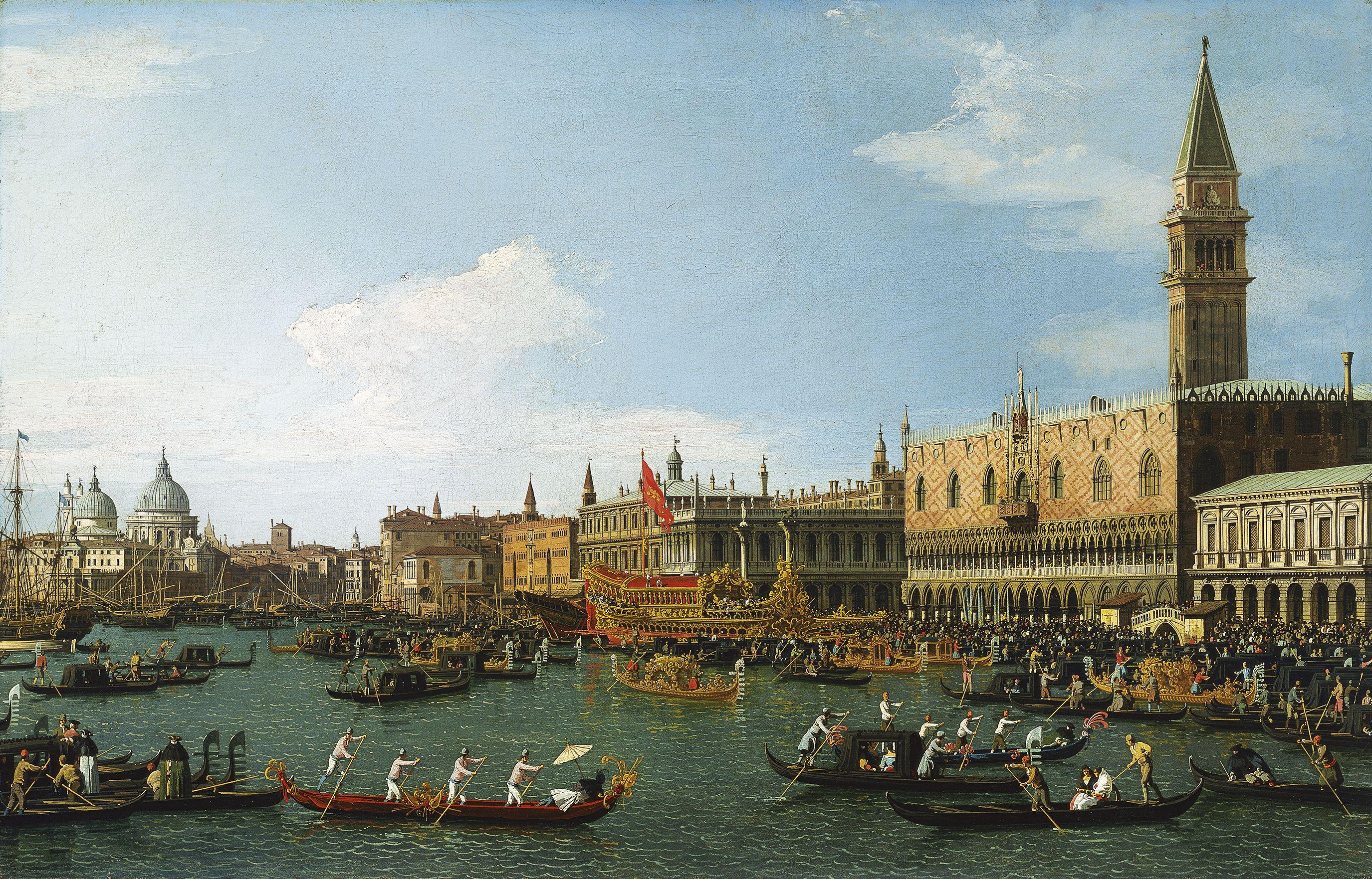 Canaletto (Giovanni Antonio Canal)