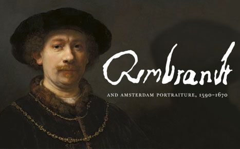 Rembrandt and Amsterdam portraiture, 1590-1670