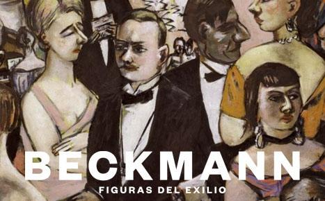 Imagen Beckmann. Figuras del exilio
