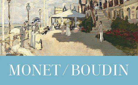 image Monet/Boudin
