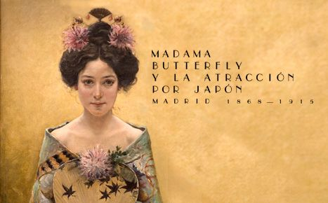 Madama Butterfly y la atracción por Japón. Madrid, 1868-1915