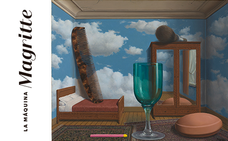 image The Magritte Machine