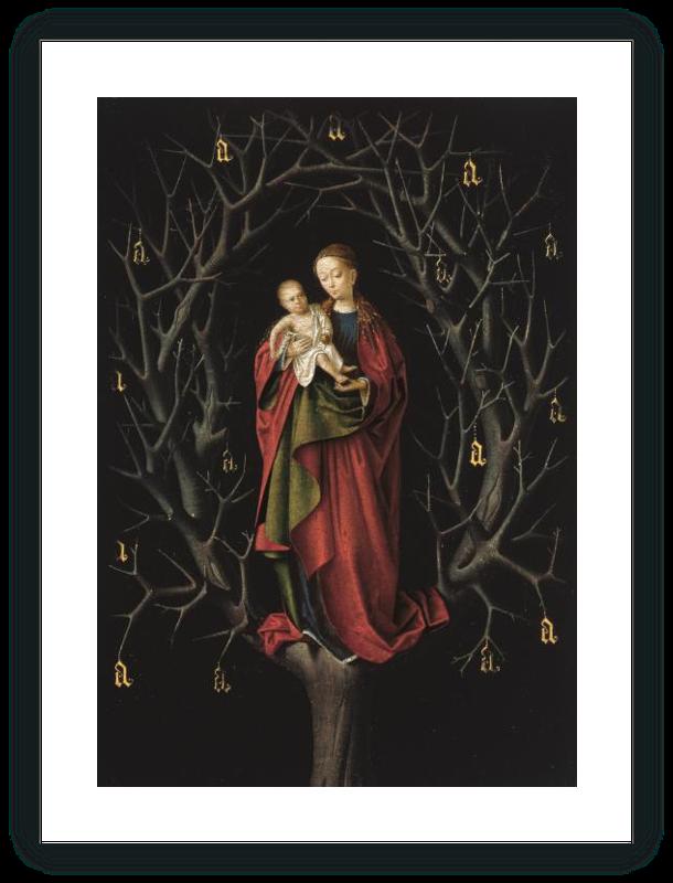 zoom La Virgen del árbol seco
