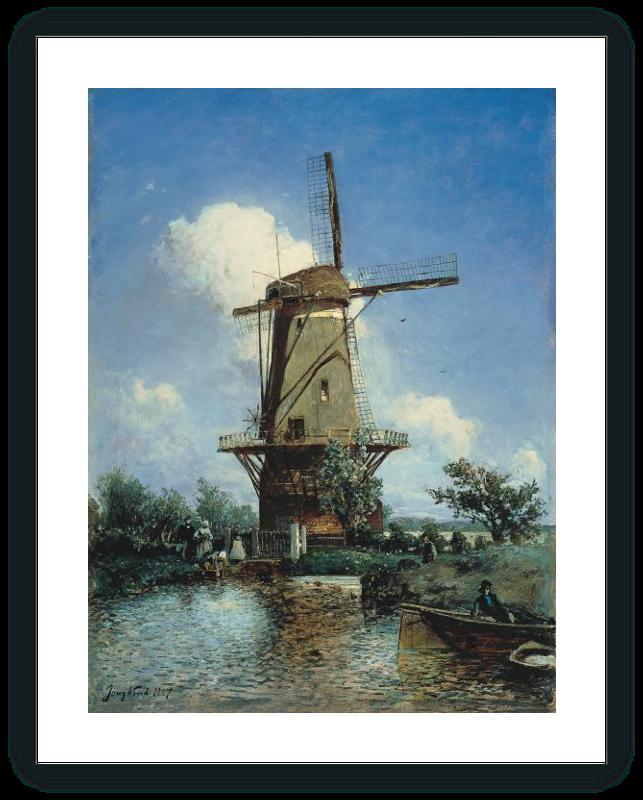 zoom Molino cerca de Delft