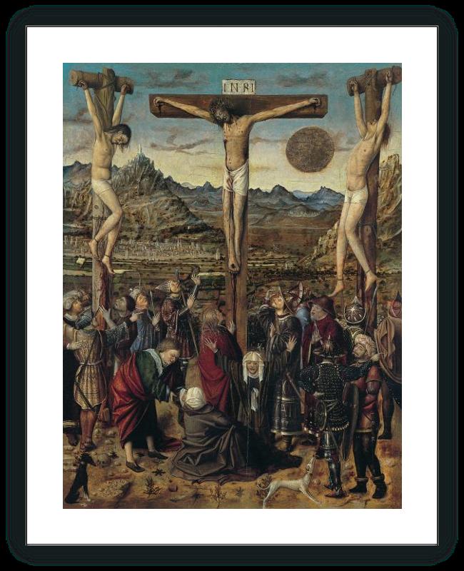 zoom La Crucifixión