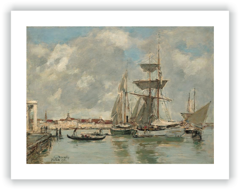 zoom Venecia, el Gran Canal