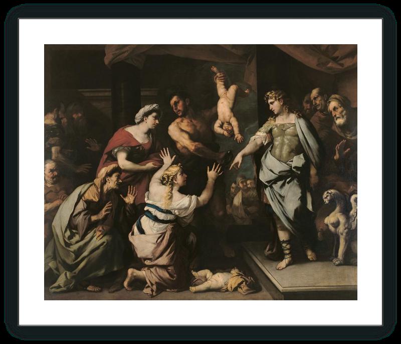 zoom El juicio de Salomón