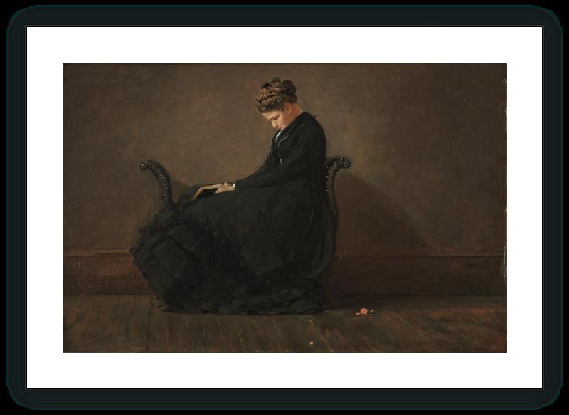 zoom Retrato de Helena de Kay