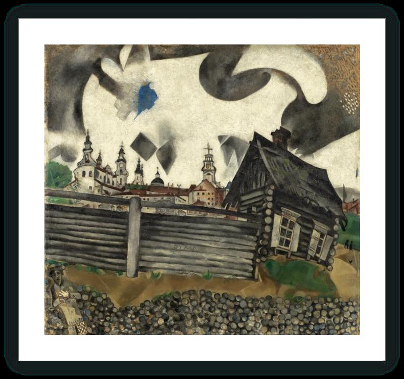 zoom La casa gris
