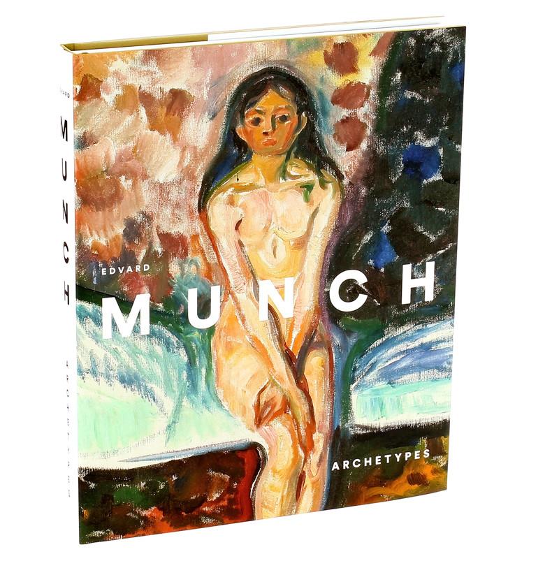 zoom Edvard Munch: Arquetipos. Catálogo de la exposición. Inglés tapa dura.