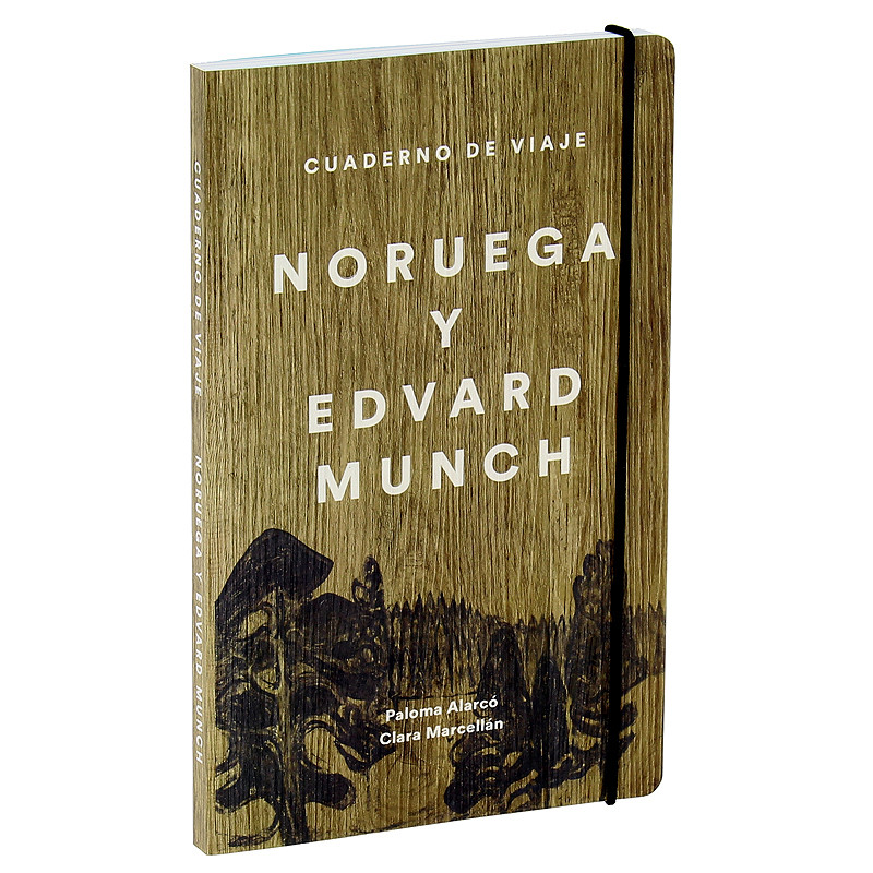 zoom Cuaderno de viaje. Noruega y Edvard Munch