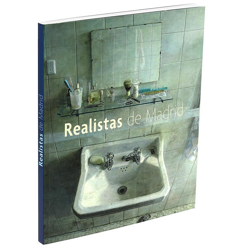 zoom Catálogo de la exposición Realistas de Madrid. Español rústica