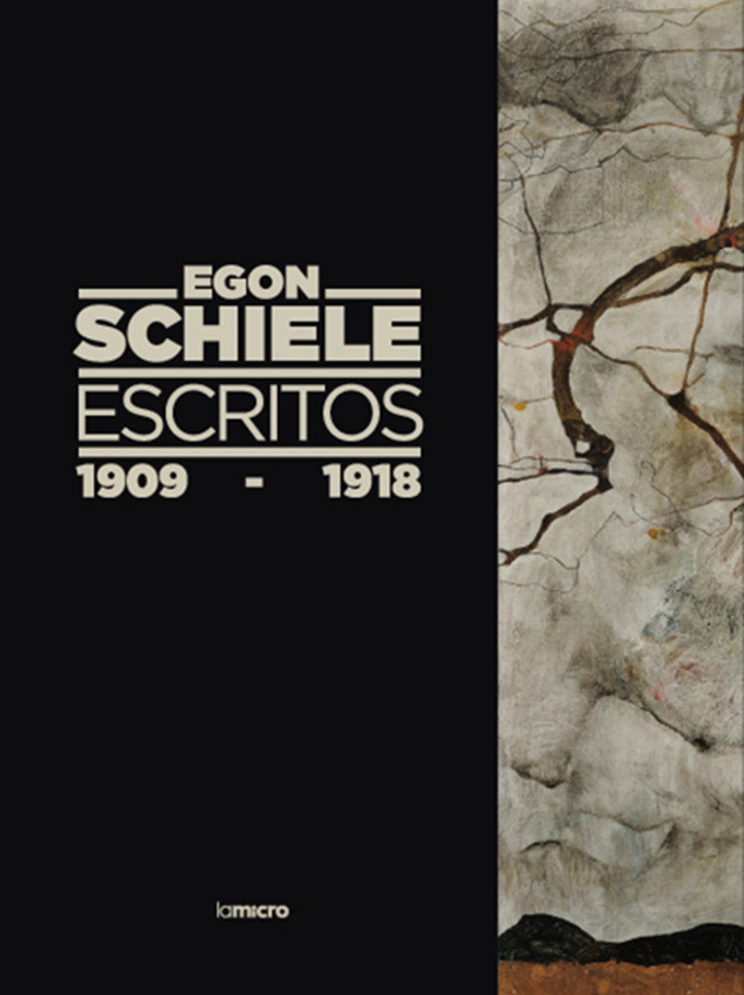 zoom Egon Schiele. Escritos 1909 -1918