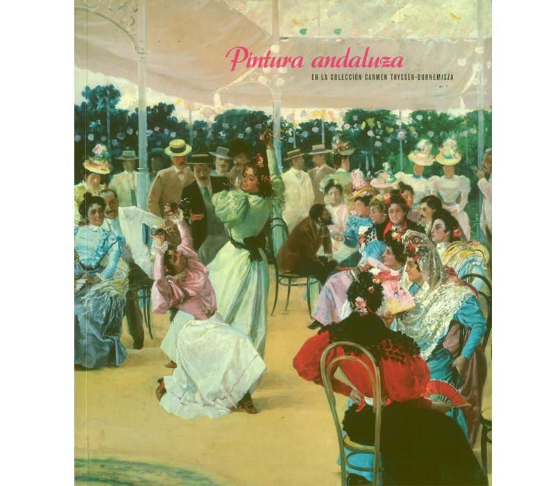 zoom Catálogo Pintura Andaluza en la Colección Carmen  Thyssen-Bornemisza