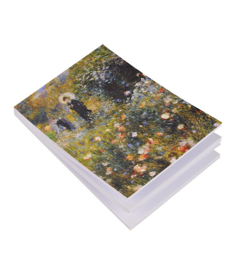 zoom Bloc de notas Renoir