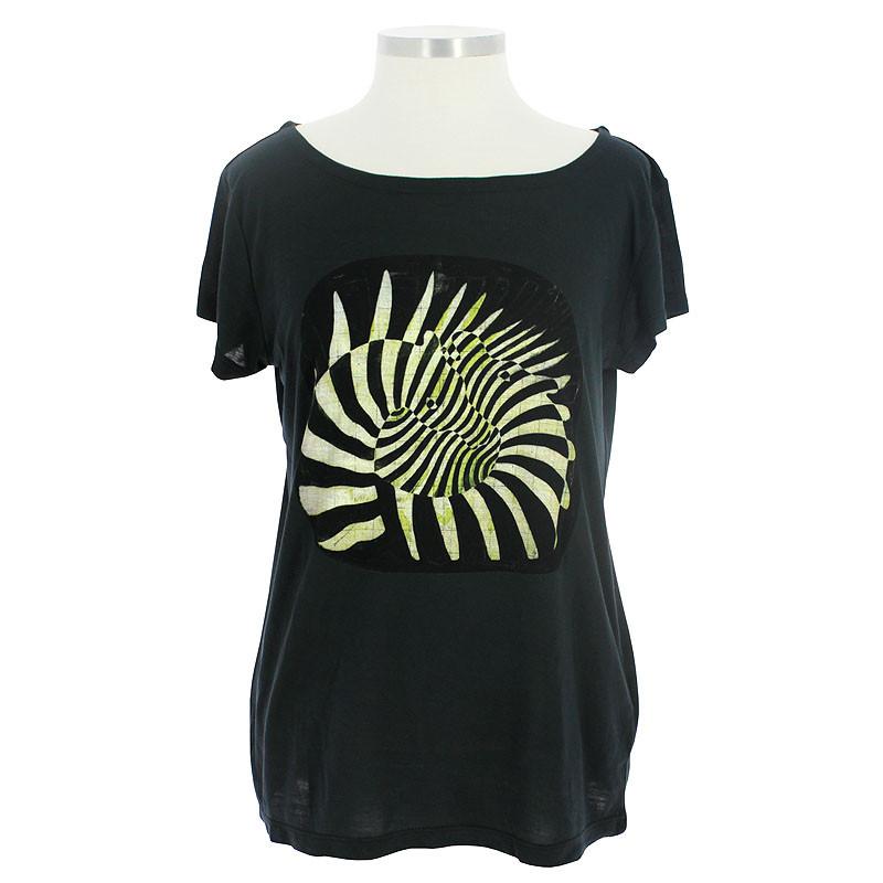 zoom Camiseta Cebras Vasarely Mujer