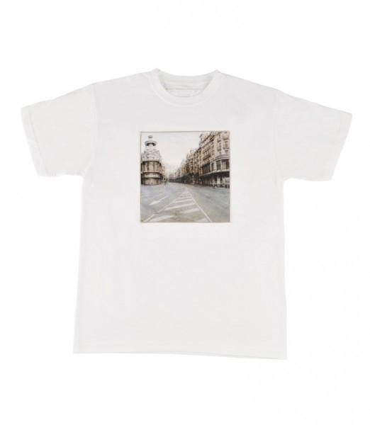 zoom Camiseta Gran Vía. Antonio López. Talla M