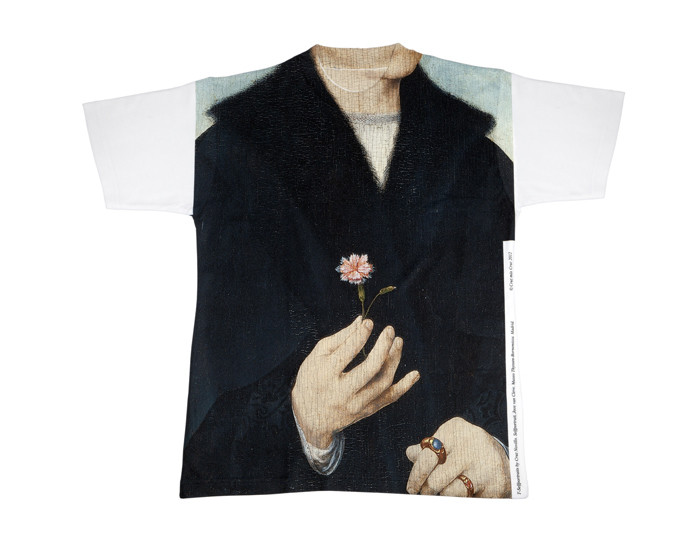 zoom Camiseta Autorretrato (Talla S)