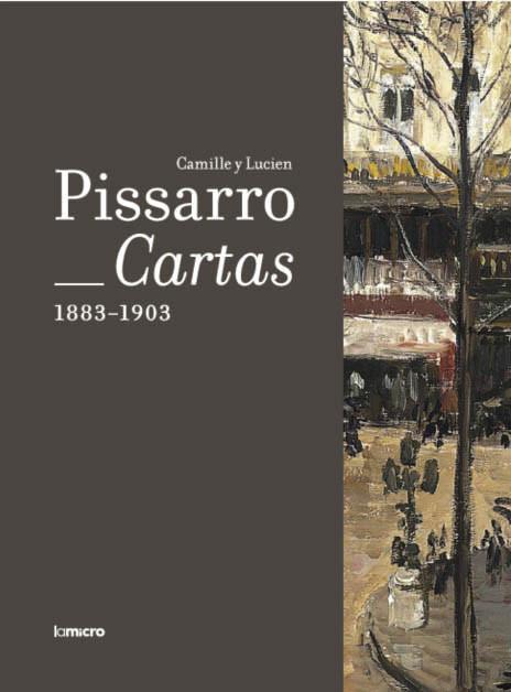 zoom Camille y Lucien Pisarro. Cartas 1883-1903
