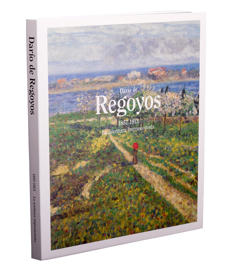 zoom Catálogo de la exposición Darío de  Regoyos 1857-1913