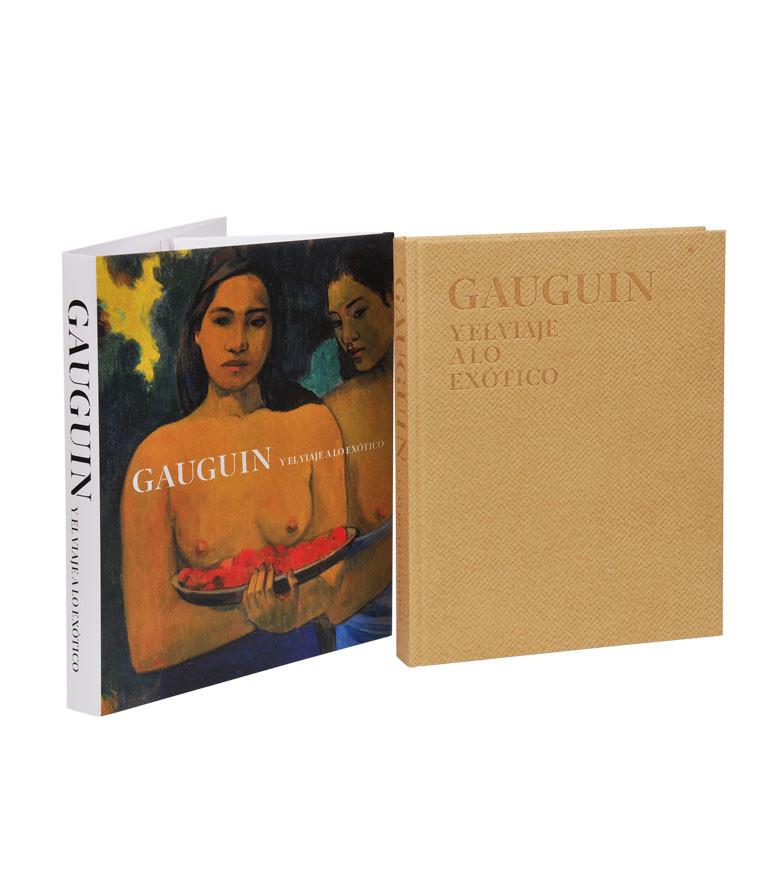 zoom Catálogo Gauguin Viaje a lo exótico (español tapa dura)