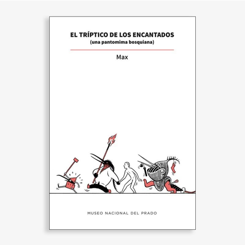 zoom Tríptico de los encantados (Cómic, español)