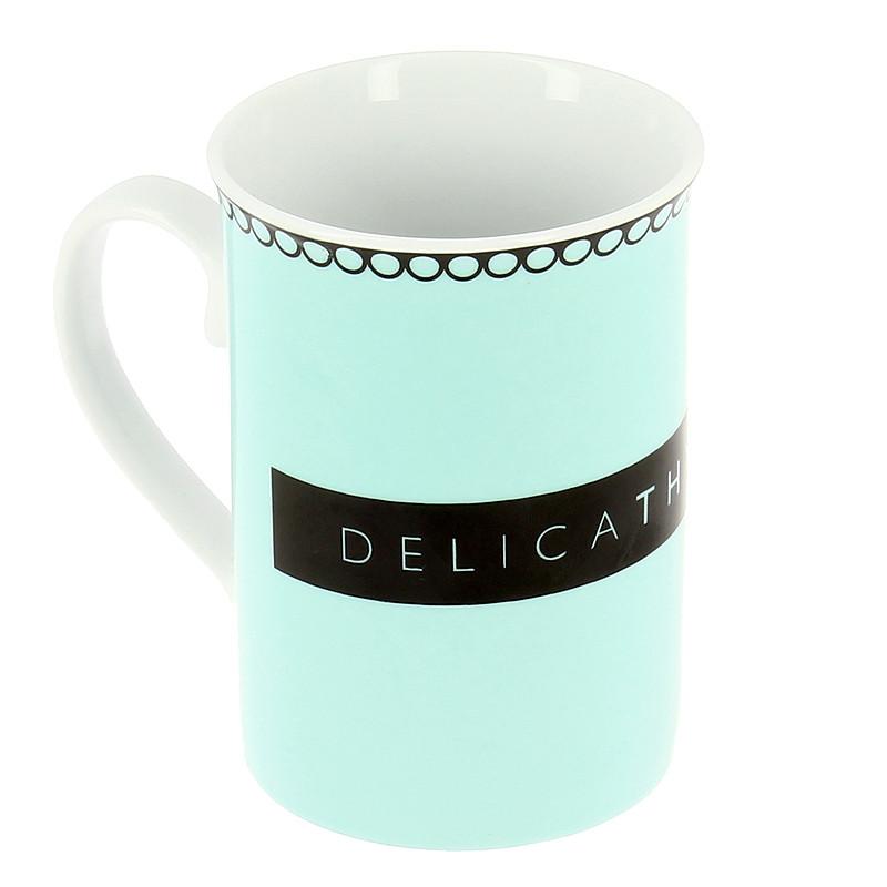zoom Mug azul DelicaThyssen