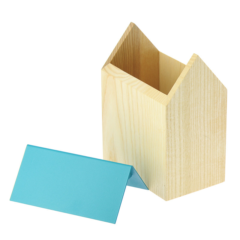 zoom Caja Casa Azul Les Vessenots