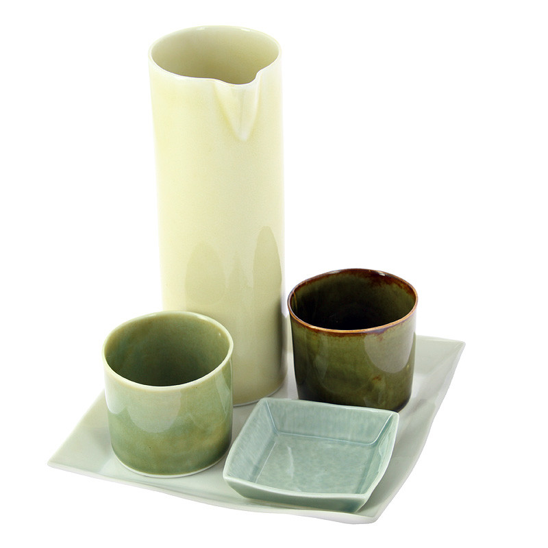 zoom Set de porcelana Morandi