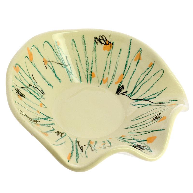 zoom Bol de cerámica Bailarina