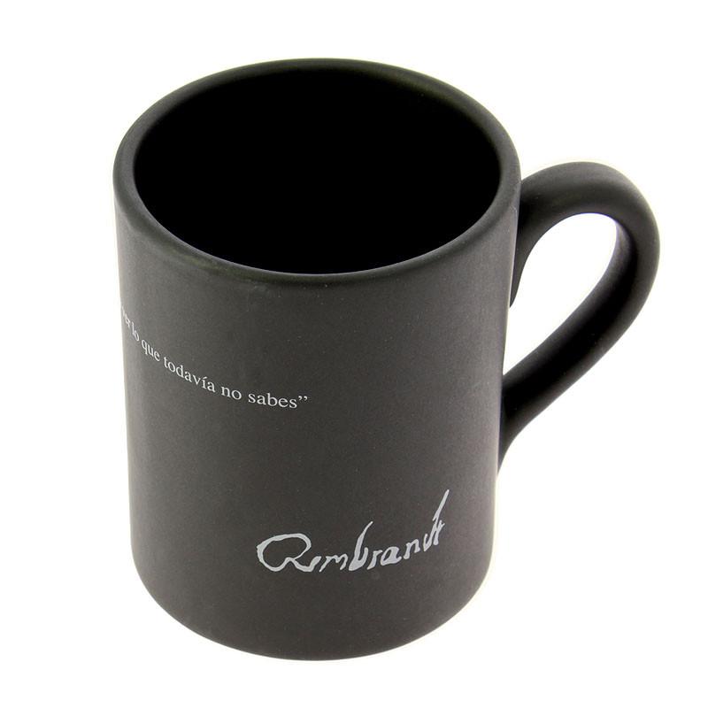 zoom Taza cerámica frase Rembrandt