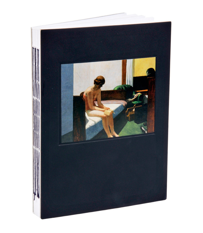 zoom Cuaderno Edward Hopper