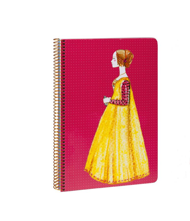 zoom Cuaderno grande Giovanna Tornabuoni