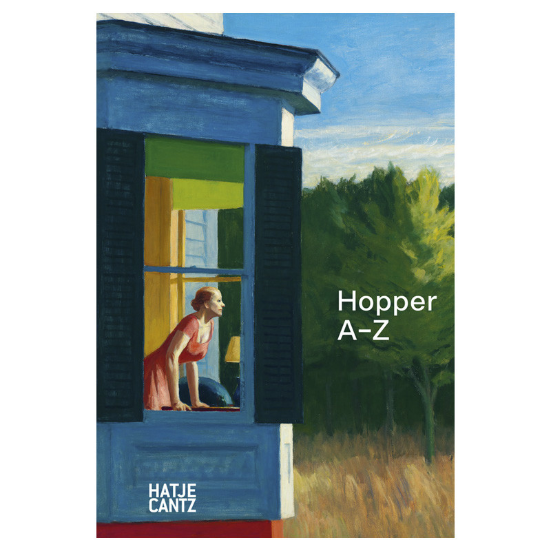 zoom Edward Hopper: A to Z