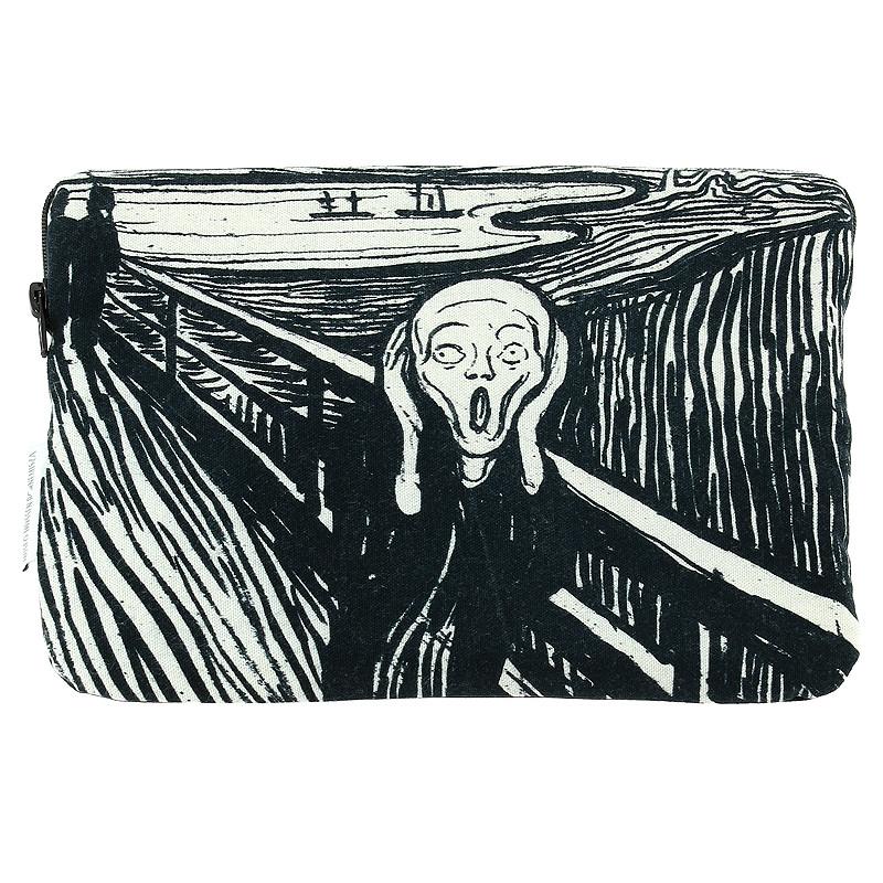 zoom Funda para tablet El grito de Edvard Munch