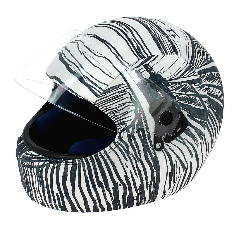 zoom Funda casco El grito de Edvard Munch