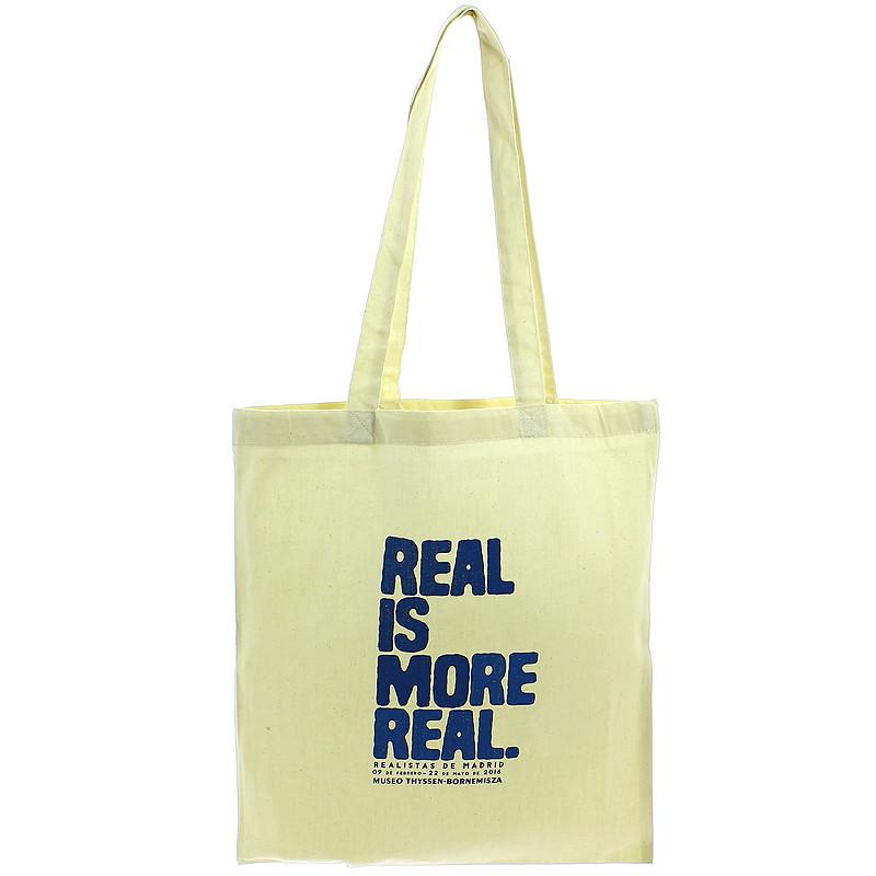 zoom Bolsa lona Realistas de Madrid