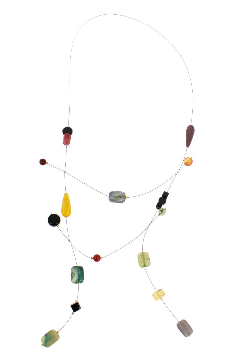 zoom Collar Tensión suave Kandinsky
