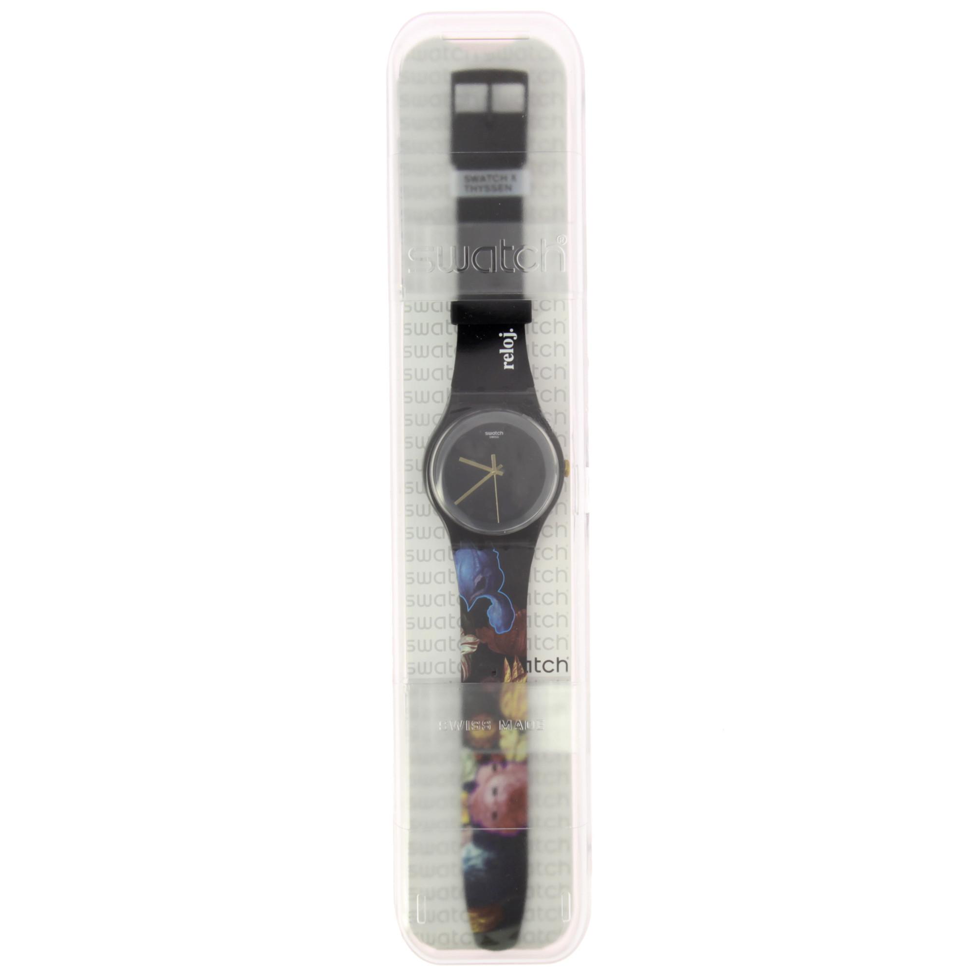 zoom Reloj Swatch+Thyssen van der Ast Gracious Bouquet