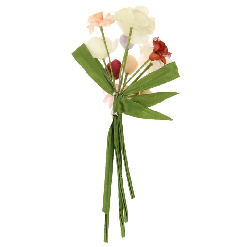 zoom Broche Bouquet. Balenciaga