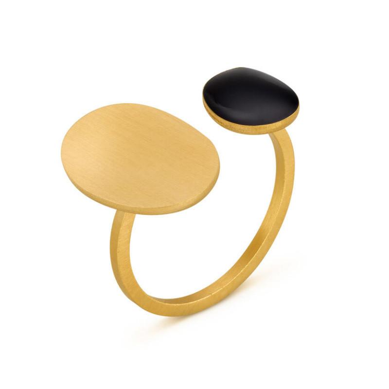 zoom Anillo dorado Miró