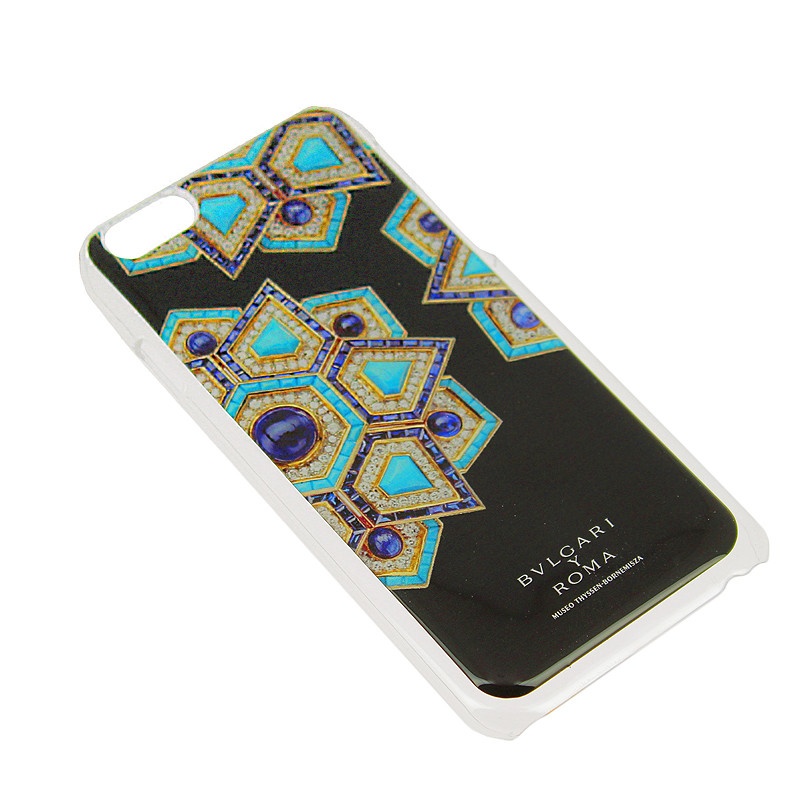 zoom Funda Iphone 6 Estrella Turquesa Exp.Bulgari