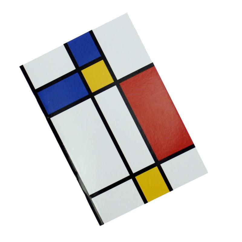 zoom Libreta Mondrian