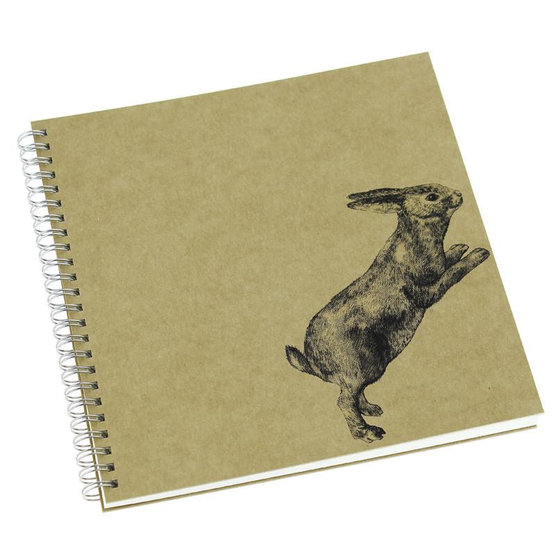 """zoom Cuaderno de dibujo """"Conejo"""" de Caravaggio"""